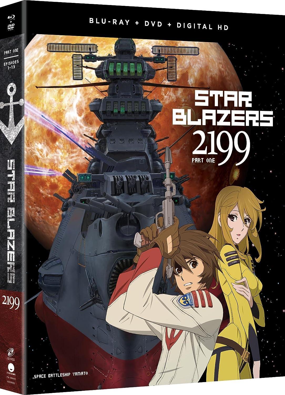 Amazon.com: Star Blazers 2199: Space Battleship Yamato – Part One  [Blu-ray]: Christopher Wehkamp;Mallorie Rodak;Ricco Fajardo, Jerry Jewell:  Movies & TV