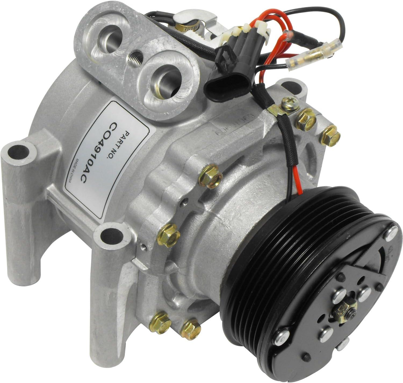 Amazon.com: UAC CO 4910AC Compresor para aire acondicionado ...