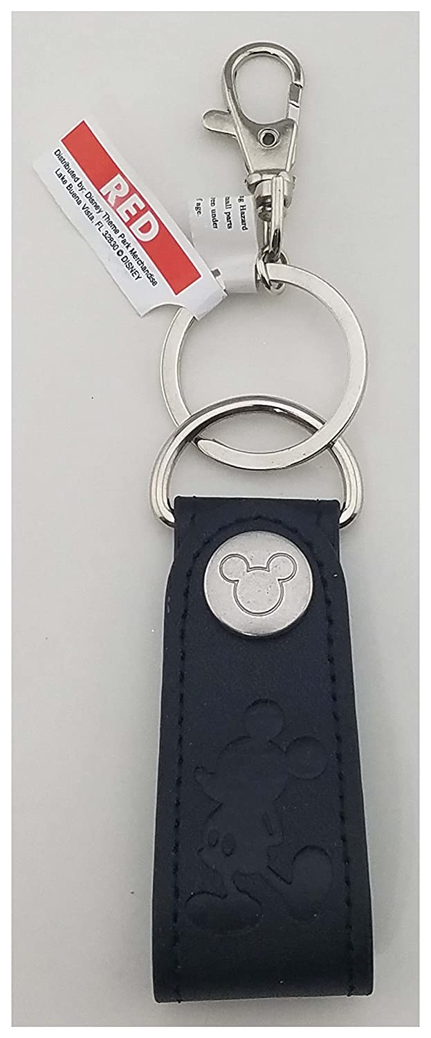 Disney Parks Keychain - Mickey Loop with Snap