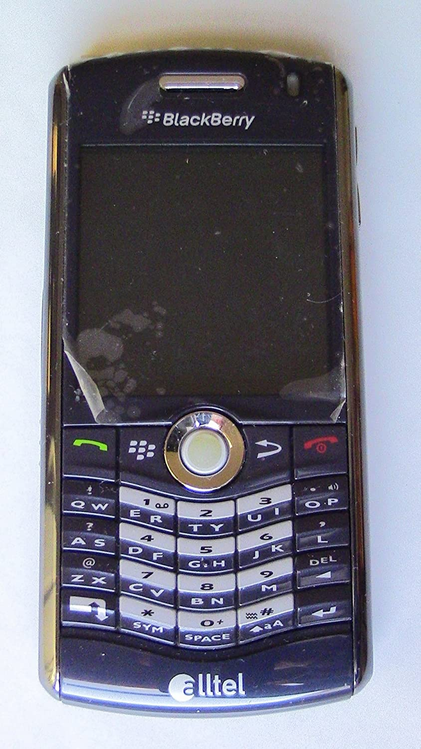 Amazon.com: Blackberry Pearl 8130 Purple Alltel [Non-retail Packaging]: Cell  Phones & Accessories