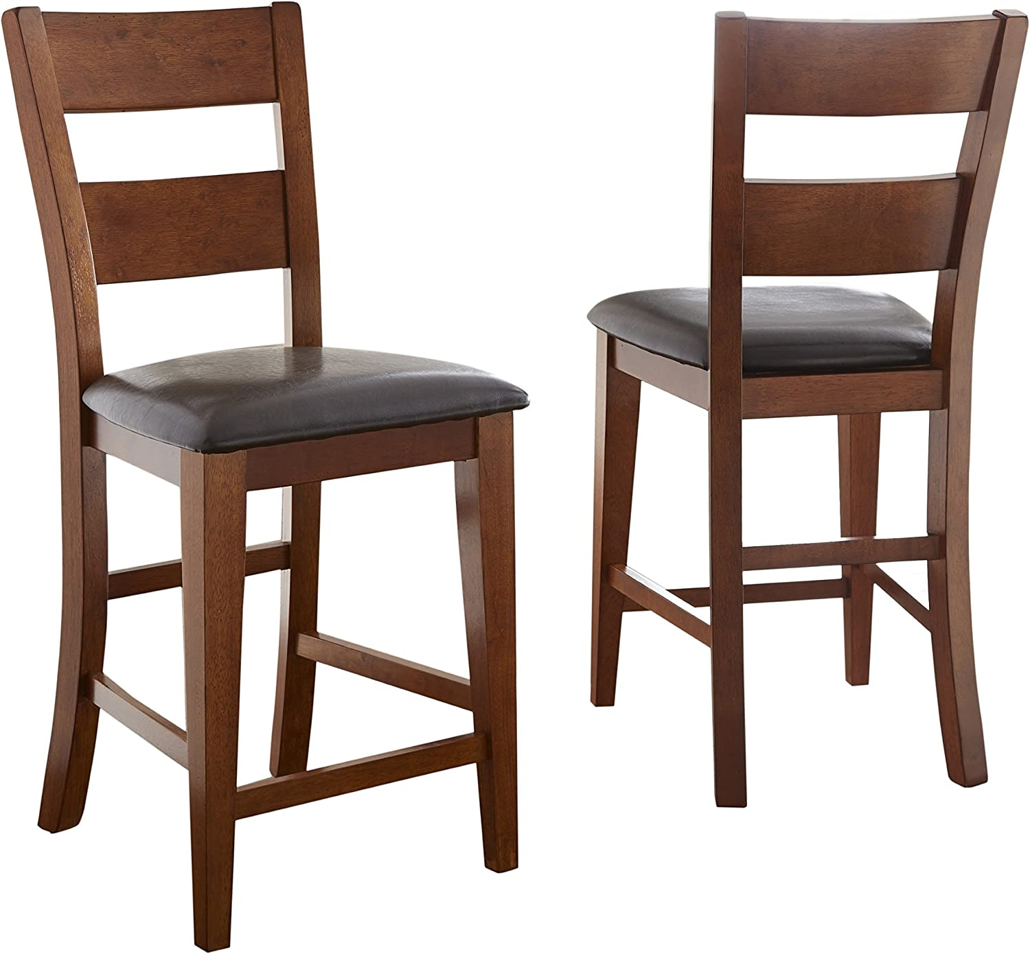 Steve Silver Company Mango Counter Chair, Set of 2