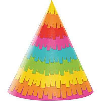 Fiesta Fun Party Hats, 24 ct: Clothing