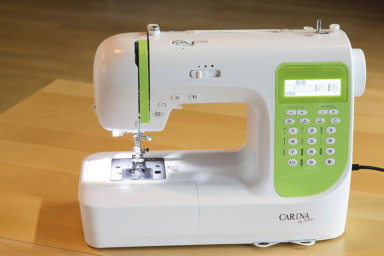Máquina de coser Carina Eco 2.1 más Professional: Amazon.es: Hogar