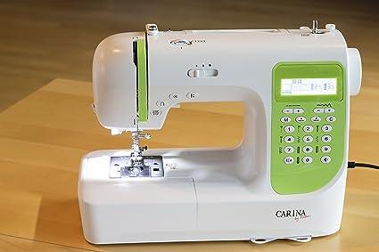 Máquina de coser Carina Eco 2.1 más Professional