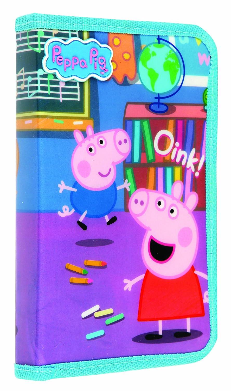 Anker - Estuche de Peppa: Anker Peppa Pig Filled Pencil Case ...