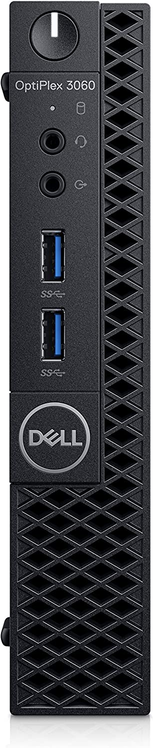 Dell OptiPlex 3060 2.1GHz i5-8500T Mini PC 8ª generación de procesadores Intel® Core i5 Negro Mini PC OptiPlex 3060, 2,1 GHz, 8ª generación de procesadores Intel® Core i5, i5-8500T,