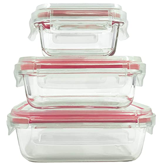 Depory Envases de Alimentos con Tapas para el Almuerzo Contenedor de Almacenamiento de Alimentos Transparente sin BPA 500 ML 25 Paquetes de pl/ástico Apto para microondas a Prueba de Fugas