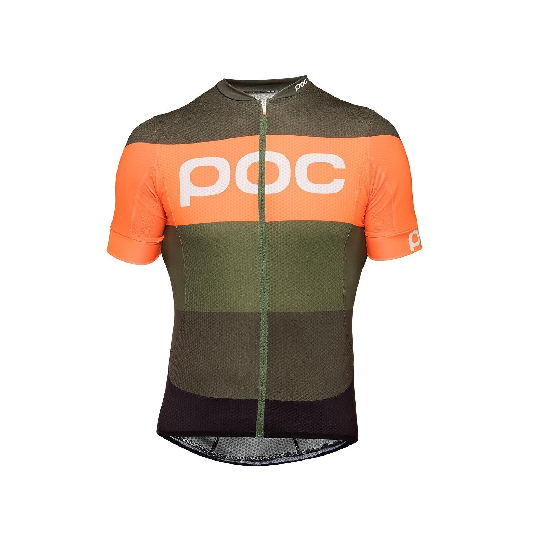 POC Essential RoadロゴJersey – Men 's B07BH7MT5S XX-Large|Pentlandite Multi Green Pentlandite Multi Green XX-Large