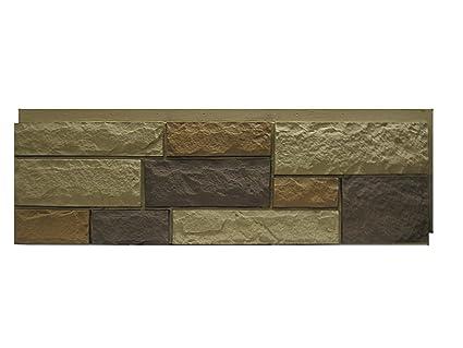 Nextstone 6npnm1 Random Rock Indooroutdoor Siding Panel 4 Pack New
