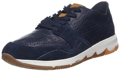 Hush Puppies Sprint, Zapatos de Cordones Derby para Hombre, Azul (Marine 10), 41 EU: Amazon.es: Zapatos y complementos