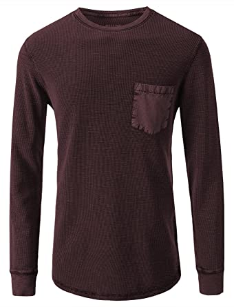 c593425a Mossimo Men's Crewneck Long Sleeve Shirt | Amazon.com