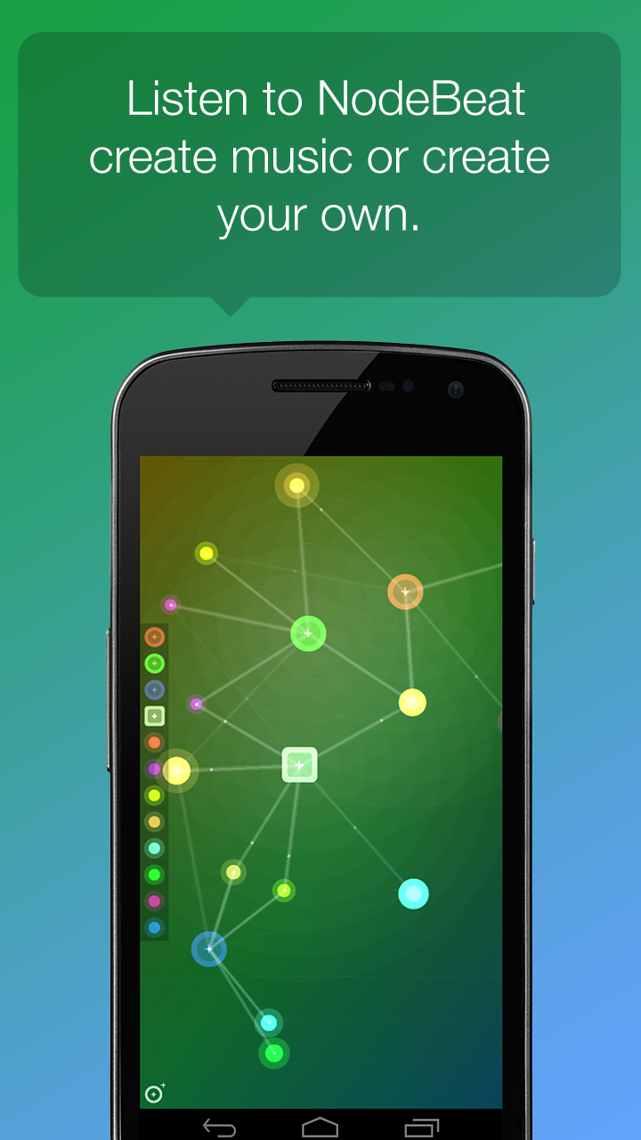 nodebeat android