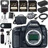 Canon EOD 5D III Digital Camera + LPE-6 Lithium Ion Battery + Canon 100ES EOS shoulder bag Bundle 4