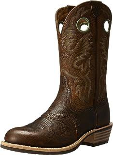 Amazon.com | Ariat Men&39s Heritage Roughstock Western Cowboy Boot