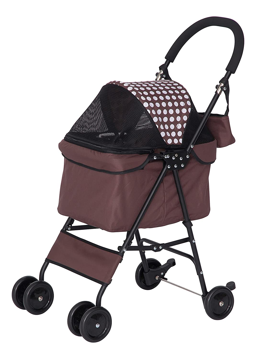 IRIS Pet Stroller, Denim 587061