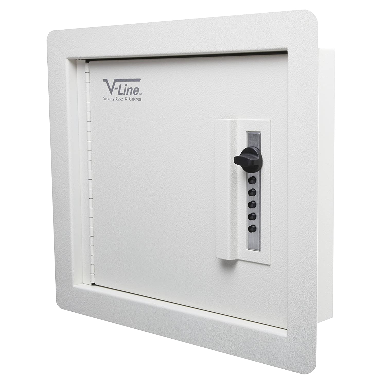 9. V-Line Quick Vault Locking Storage for Guns and Valuables