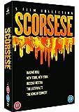 Martin Scorsese 5 Film Collection [DVD] [1972]