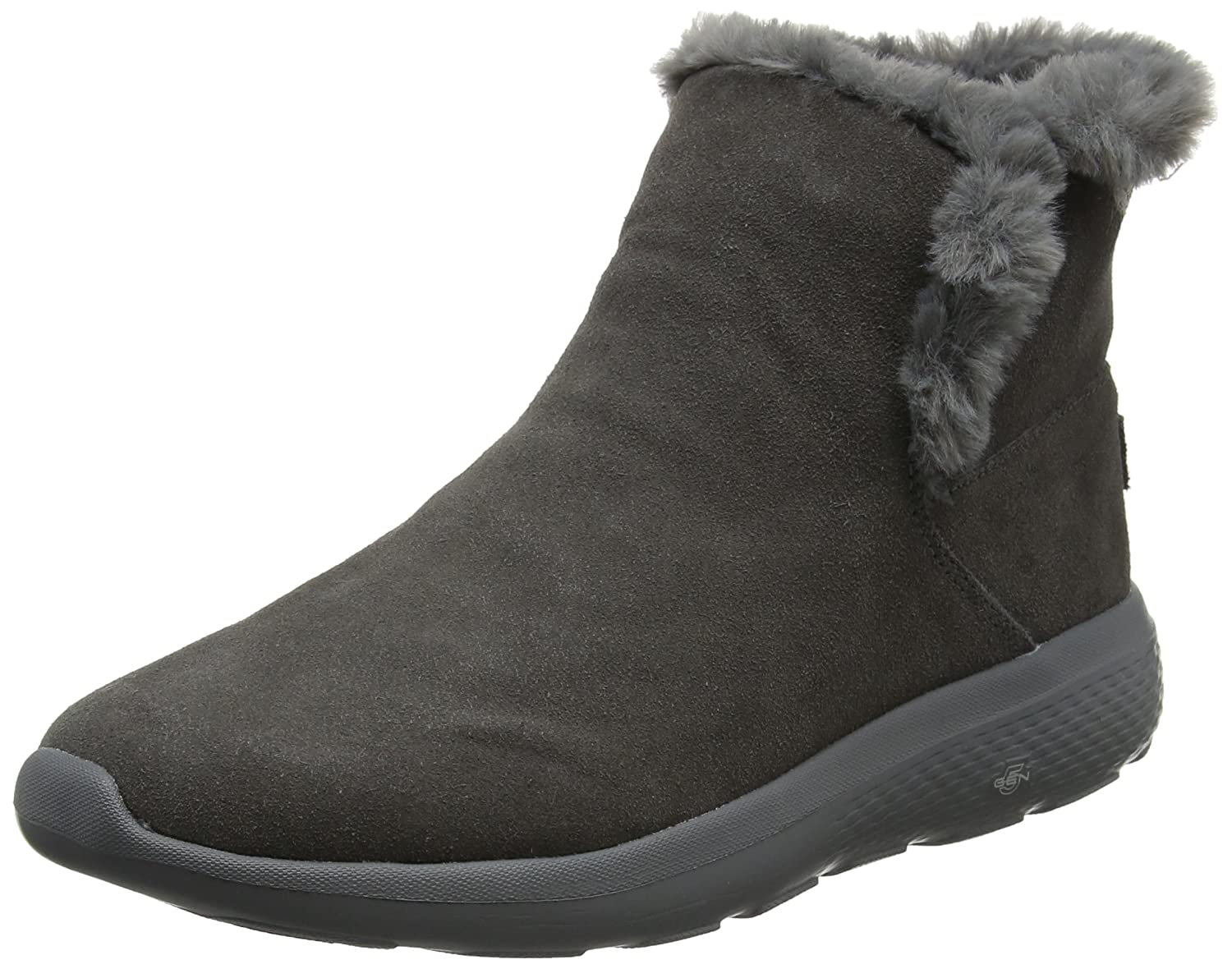 Skechers Damen On-The-go City 2 Chukka Stiefel Stiefel Stiefel Char 361af6