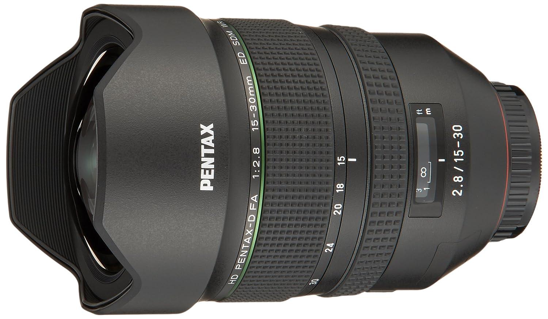 PENTAX 超広角ズームレンズ HD PENTAX-D FA 15-30mmF2.8ED SDM WR 21280 レンズのみ  B01BWB4RMC