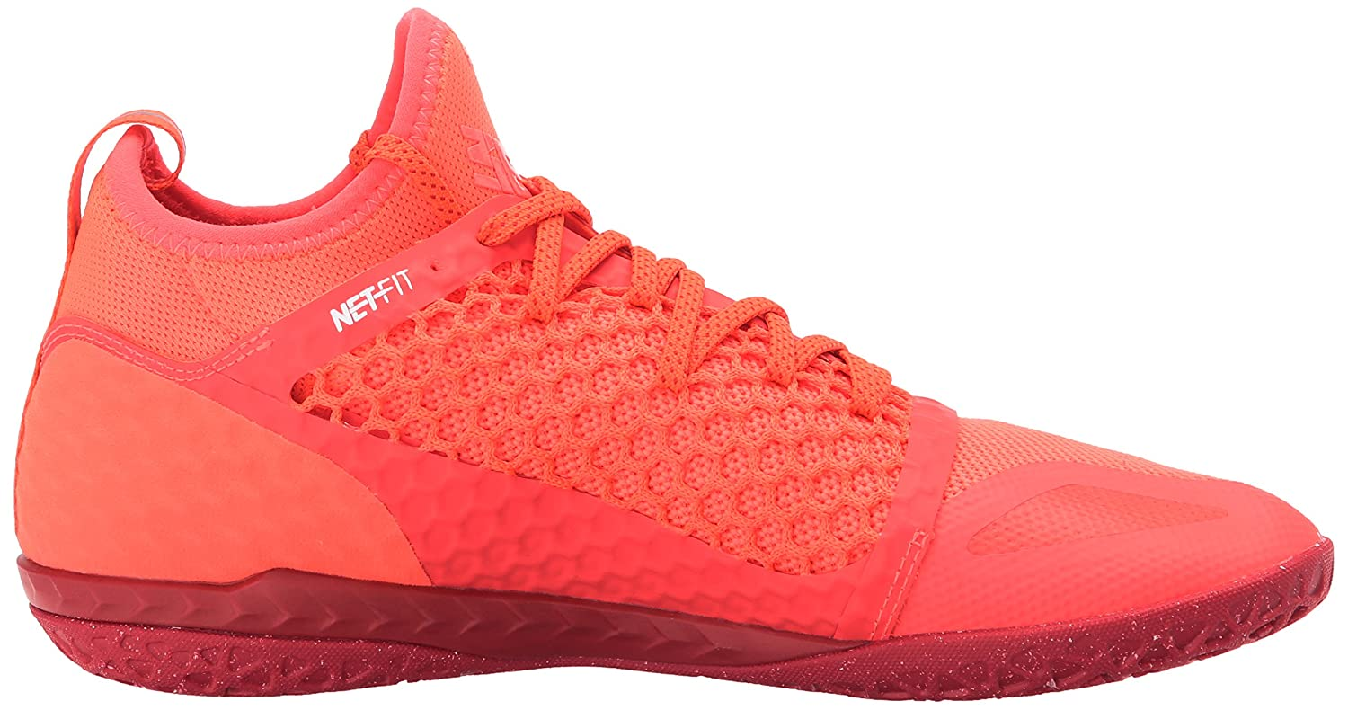 13e809536 PUMA Men's 365 Ignite Netfit CT Soccer Shoe, Fiery Coral White-Toreador, 11  M US: Amazon.de: Schuhe & Handtaschen