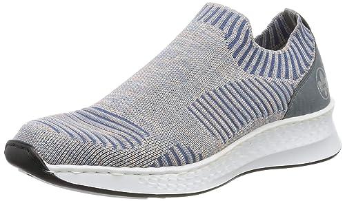 Rieker Damen N4174 31 Slip On Sneaker: Rieker: