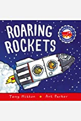 Roaring Rockets (Amazing Machines) Paperback