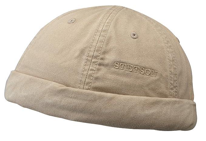 Stetson Ocala Docker Hat  Amazon.co.uk  Clothing 13f34f12925