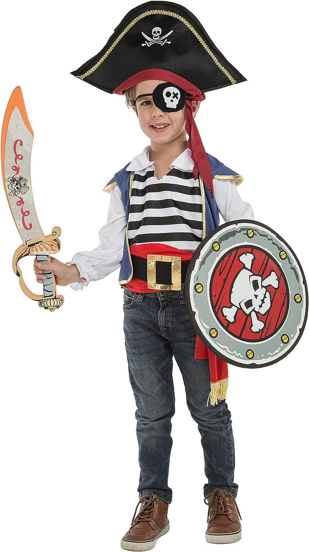My Other Me Me-204143 Disfraz Yo quiero ser pirata, 3-5 años ...