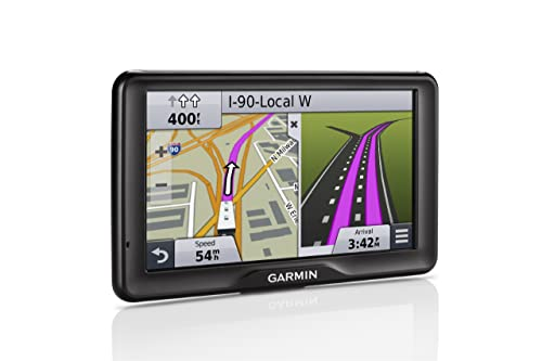 <br/>The Garmin RV GPS with Back-Up Camera