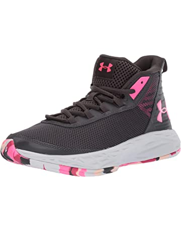 544e11efcdc Under Armour Girls' Grade School Jet 2018 Basketball Shoe