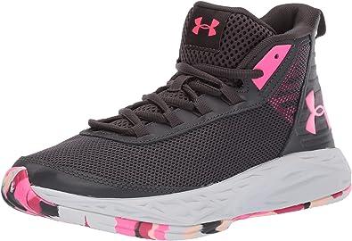 Basketball Shoe, Jet Gray