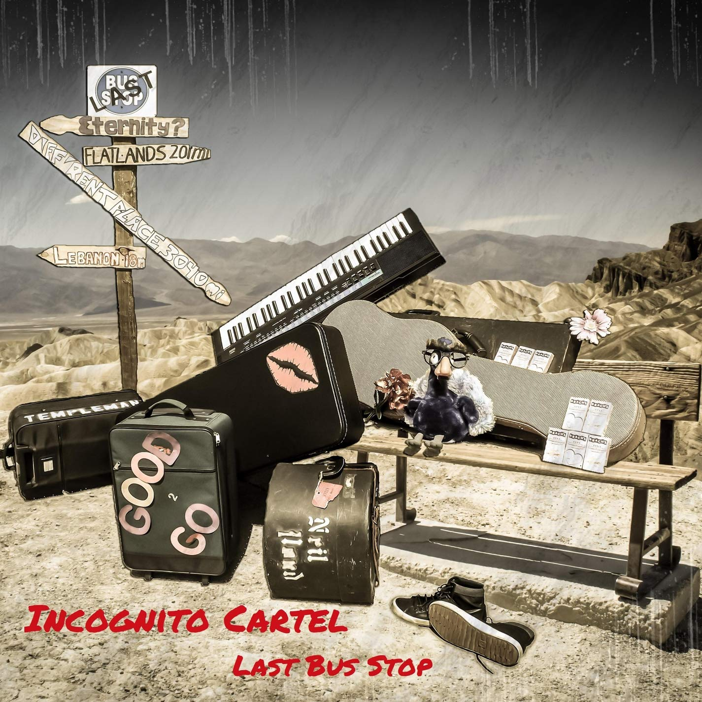 Incognito Cartel - Last Bus Stop - Amazon.com Music