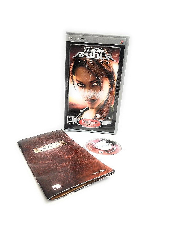 Amazon Com Lara Croft Tomb Raider Legend Psp Uk Edition Video