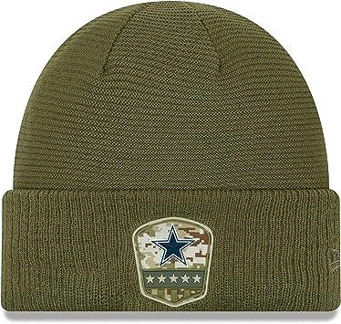New Era Dallas Cowboys 9twenty Adjustable Cap on Field 2019 Salute to Service