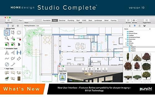 Punch Home Design Studio Complete For Mac V19 Download