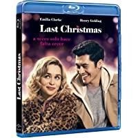 Last Christmas (BD) [Blu-ray]