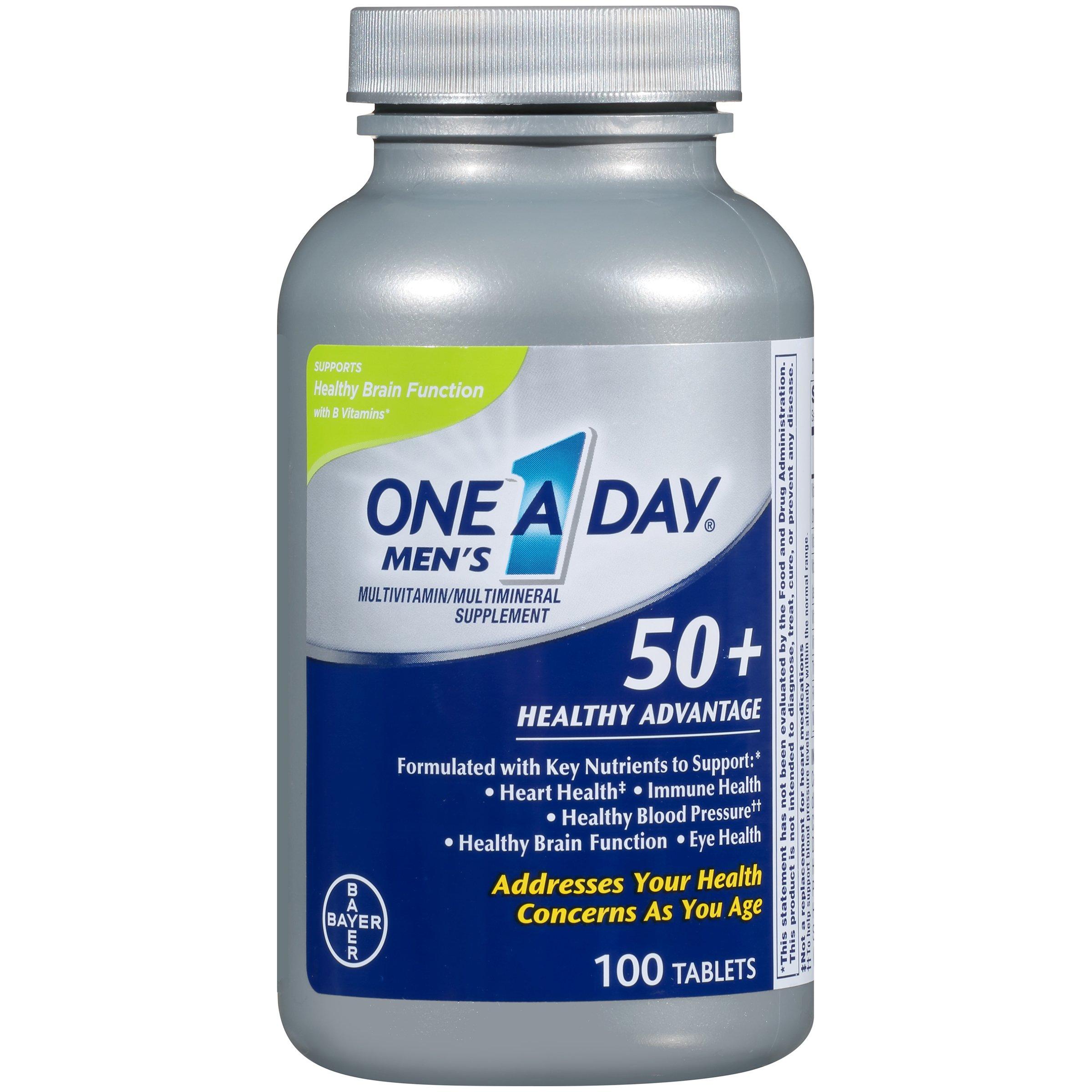 One-A-Day Mens 50 Healthy Advantage