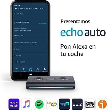 Echo Auto - Pon Alexa en tu coche: Amazon.es