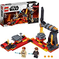Lego Duel On Mustafar