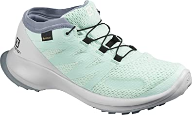 SALOMON Shoes Sense Flow GTX, Zapatillas de Running para Mujer: Amazon.es: Zapatos y complementos