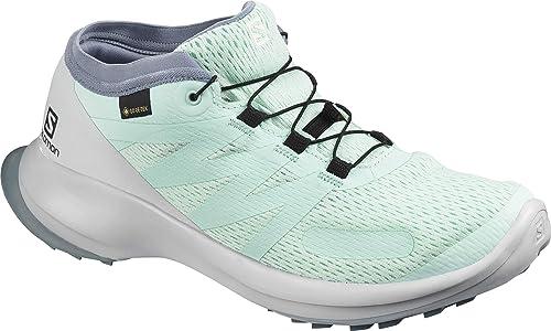 SALOMON Shoes Sense Flow GTX, Zapatillas de Running para Mujer ...