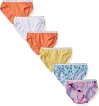Hanes Girls Hipster Panties Pack of 10