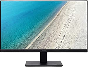 "Acer V277 bmipx 27"" Full HD (1920 x 1080) IPS Monitor (Display Port, HDMI & VGA Port), Black"
