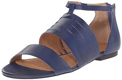 Corso Como Women's Sprint Dress Sandal, Cobalt Brushed Leather, ...