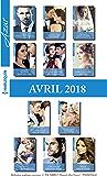 11 romans Azur + 1 gratuit (nº 3938 à 3948 - Avril 2018)