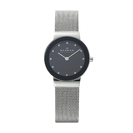 Stainless Steel Mesh Dress Quartz Watch