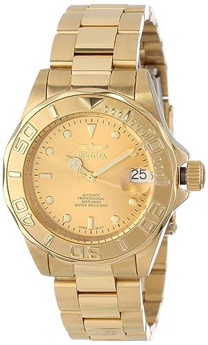 Amazon.com: Invicta 13929 Pro-Diver - Reloj automático ...