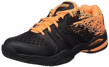 Prince Warrior Lite M - Zapatillas para hombre, color negro, talla 39
