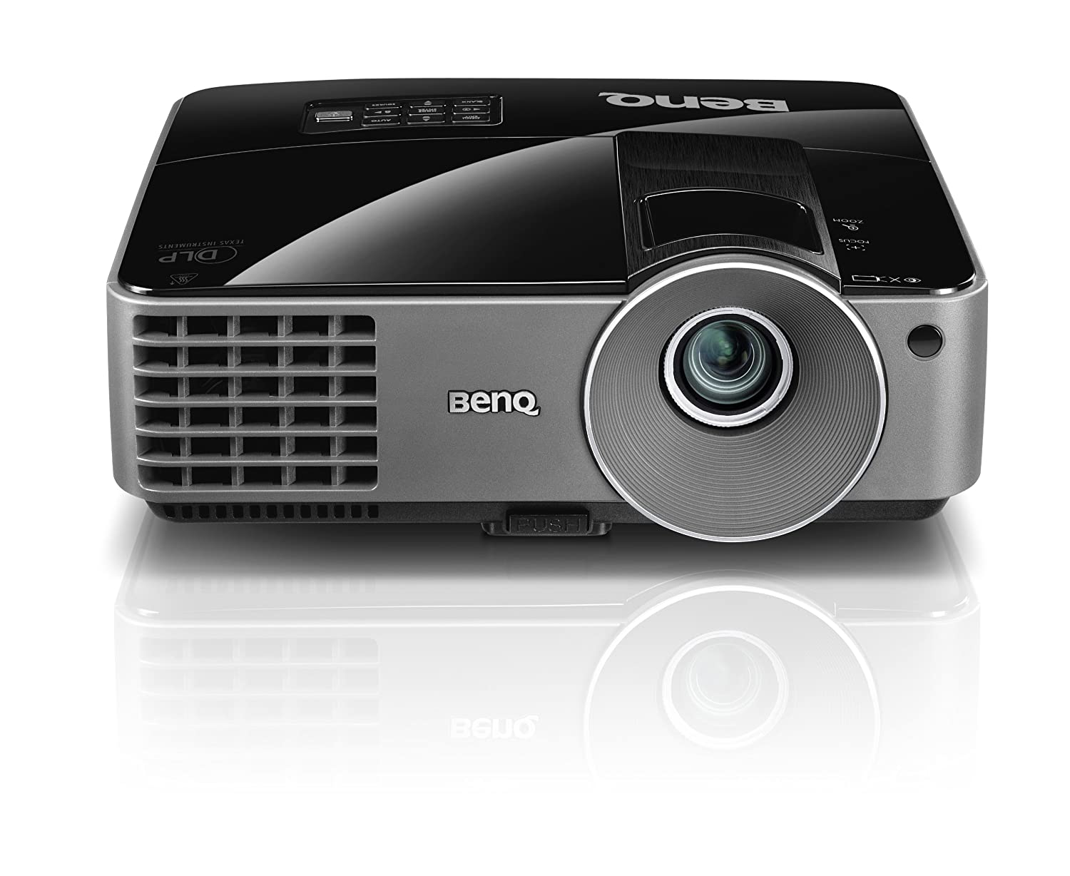 BenQ MS500+ - Proyector, 2700 lumens, 4000:1, SVGA 800x600, color ...
