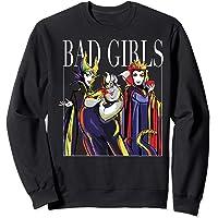 Disney Villains Bad Girls Group Shot Painted Sudadera